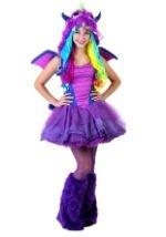 Teen Darling Dragon Costume