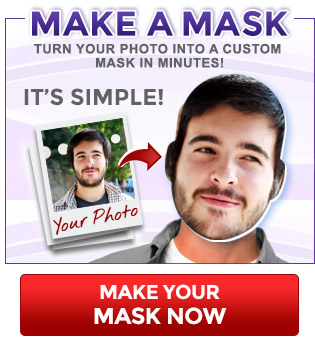 Make a Mask, Turn Your Photo into a Custom Mask in Minutes