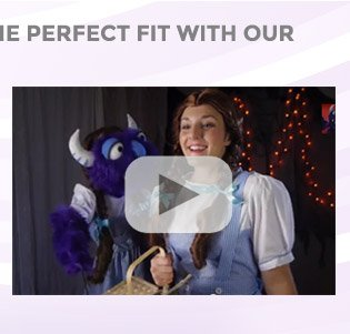 Watch Our Funny Halloween Costume Commercials