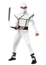 Child White Stealth Ninja Costume