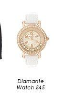 Diamante Watch