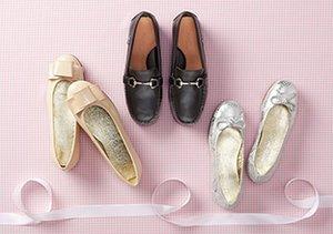 The Wedding Boutique: Kids' Dress Shoes