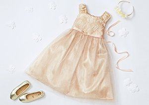 The Wedding Boutique: The Flower Girl