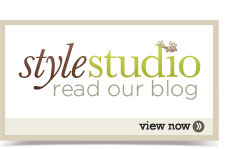 style studio, read our blog