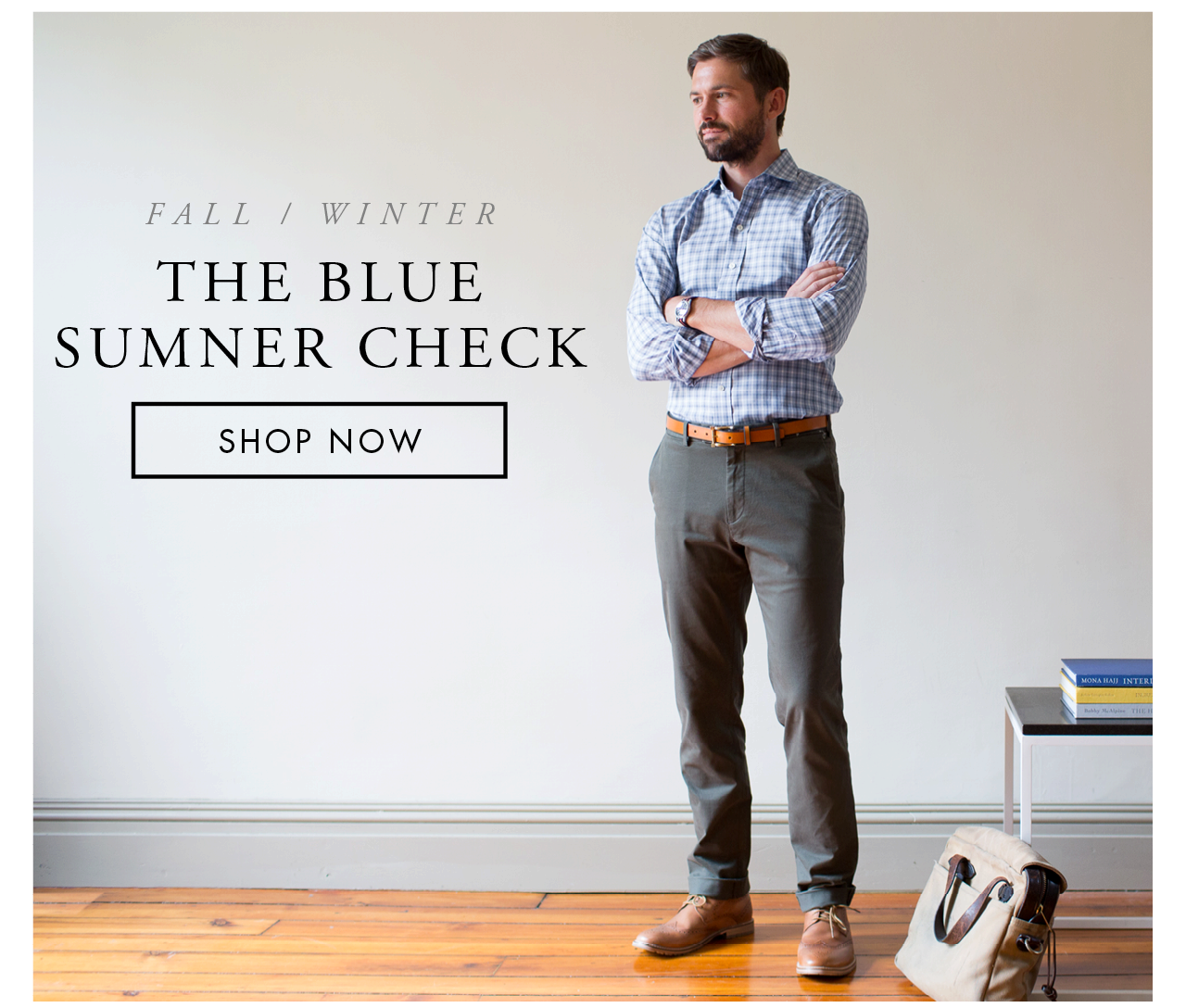 The Blue Sumner Check