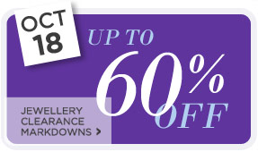 Jewellery Sale - Shop Now!