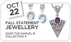 Samuel B Collection - Shop Now!