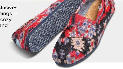 Kilim Knit Men's Classics
