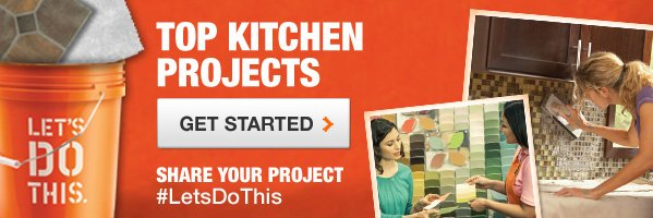 Top Kitchen Projects