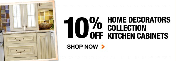 10% OFF Home Decorator Collection