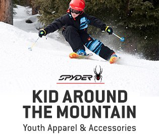 Spyder Youth Apparel & Accessories