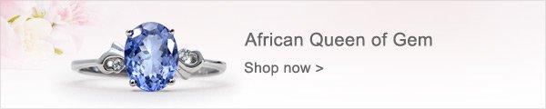African Queen of Gem