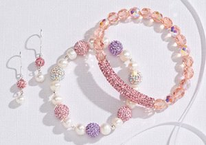 The Wedding Boutique: Girls' Jewelry & Hair Accessories
