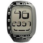 Swatch SURB101 Unisex Touch Skull Digital Dial Chronograph Alarm Silicone Strap Watch