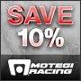 Save 10% on MOTEGI RACING Wheels