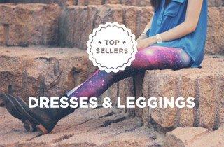 Top Selling Dresses & Leggings