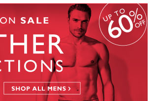Sale - up to 50% off - SHOP MENS