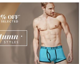 20% off Selected Autumn Styles