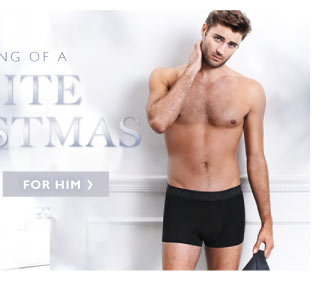 Dreaming of a White Christmas - SHOP FOR HIM