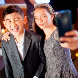 Holiday Shine: Tween Kids