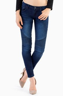 STACY MOTO JEANS 40