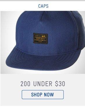 Shop Caps Under $30