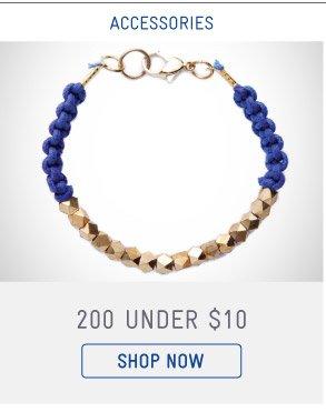 Shop Accessories Under $10
