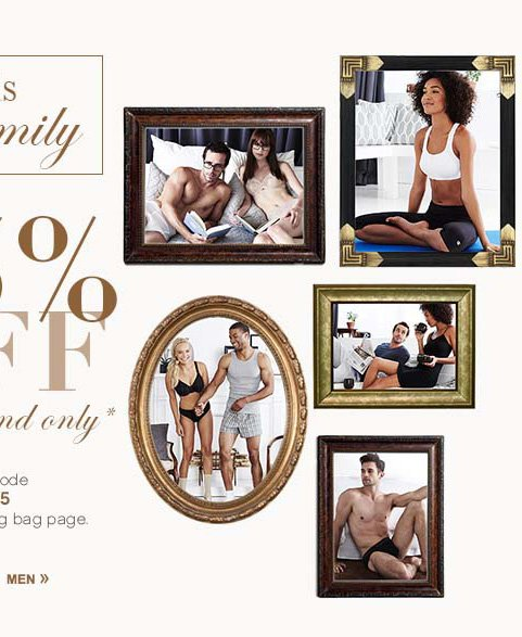 Friends & Family 25% OFF This Weekend Only