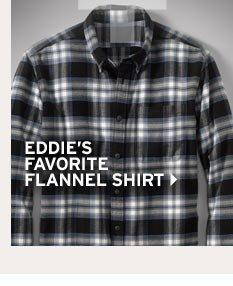 Shop Eddie's Favorite Flannel Shirt