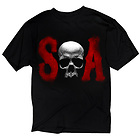 Sons of Anarchy Mens MEN OF MAYHEM T-Shirt