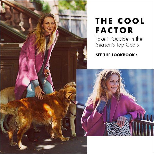 Take it outside in the season's top coats! >>