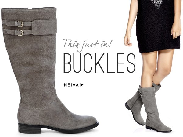 This just in! Buckles. Shop Neiva