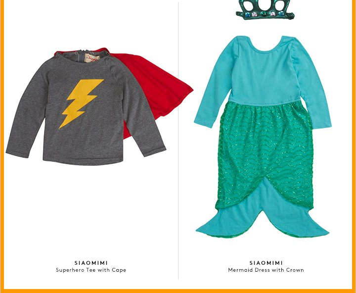 What will they be this year? Shop Halloween costumes now.
