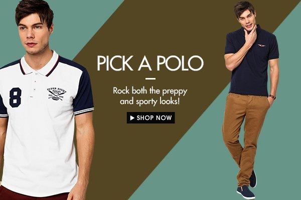 Pick a Polo