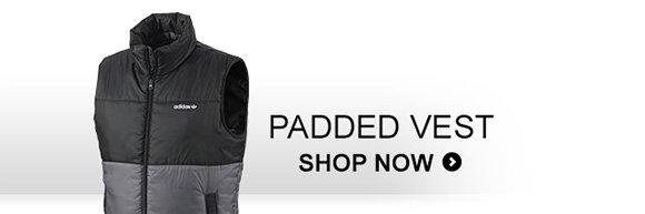 Shop Men's Padded Vest »