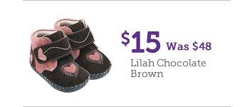 Lilah Chocolate Brown