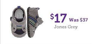 Jones Grey