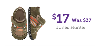 Jones Hunter