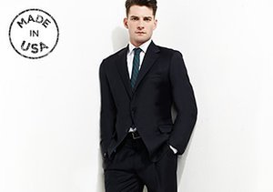 Made in USA: Suits & Dress Shirts
