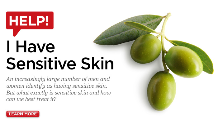 I Have Sensitive Skin