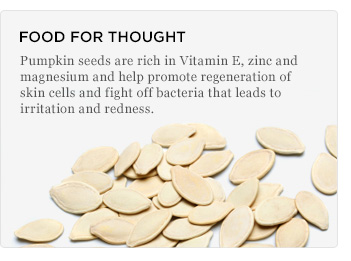 Pumpkin Seeds - Food for Thought