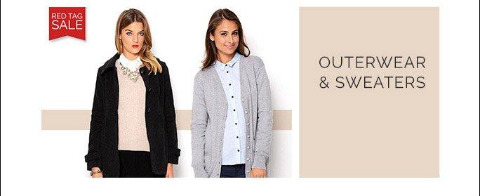 Outerwear & Sweaters