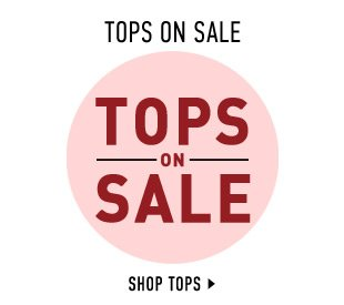 Tops On Sale