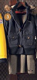 Study Duffle Jacket