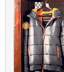 Sport Polar Puffer Jacket