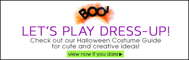 Boo! Let's Play Dress-Up!