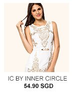 I.C BY INNER CIRCLE Magnifence Royale Dress