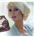 Paris Hilton Couture Bag Yours Free With Any Purchase Of $75 Or More!