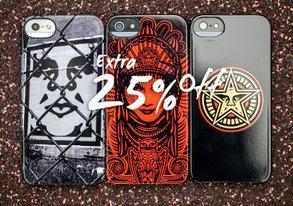 Shop Tech Gear ft. OBEY Phone Cases