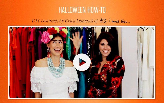 DIY Costumes - Watch Now